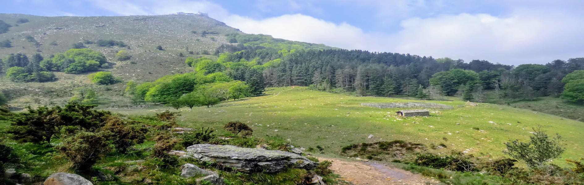 Randonnées pédestres au  Pays Basque